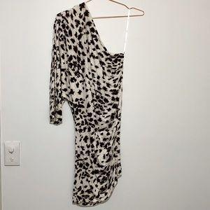 Victoria secret one shoulder dress
